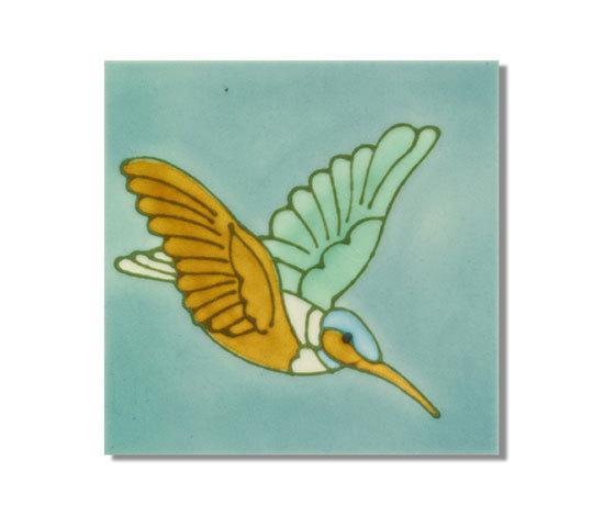 Art Nouveau wall tile F46.V2 de Golem GmbH | Azulejos de pared