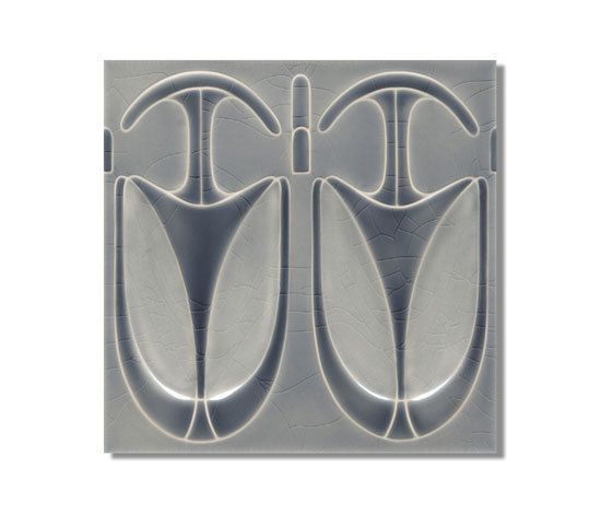 Art Nouveau wall tile F75 by Golem GmbH | Wall tiles