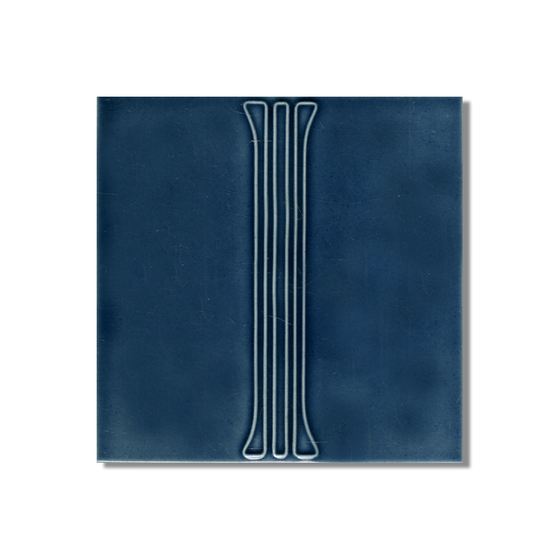 Art Nouveau wall tile F30b di Golem GmbH | Piastrelle per pareti