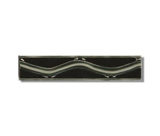 Art Nouveau border B8 by Golem GmbH | Wall tiles