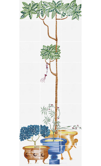 Cuban Veranda 5 60x160cm de Ceramica Bardelli | Baldosas