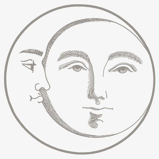 Soli e Lune Platino 4B de Ceramica Bardelli   Carrelage