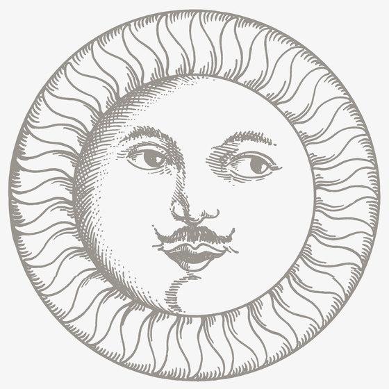 Soli e Lune Platino 3B by Ceramica Bardelli | Wall tiles