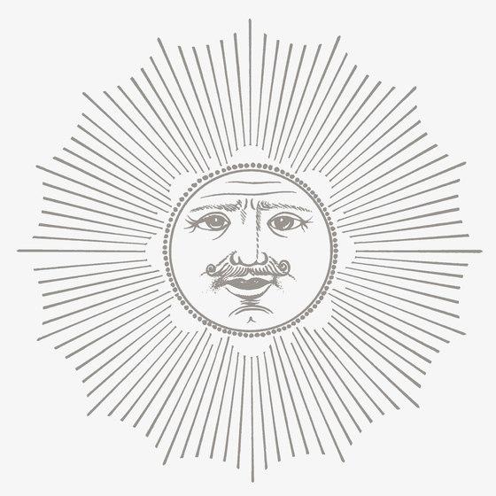Soli e Lune Platino 2B di Ceramica Bardelli | Piastrelle