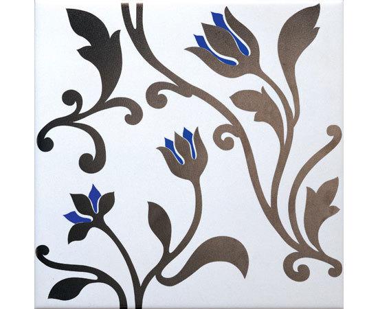 Mille`900 M912 PLATINO 20x20cm by Ceramica Bardelli | Ceramic tiles