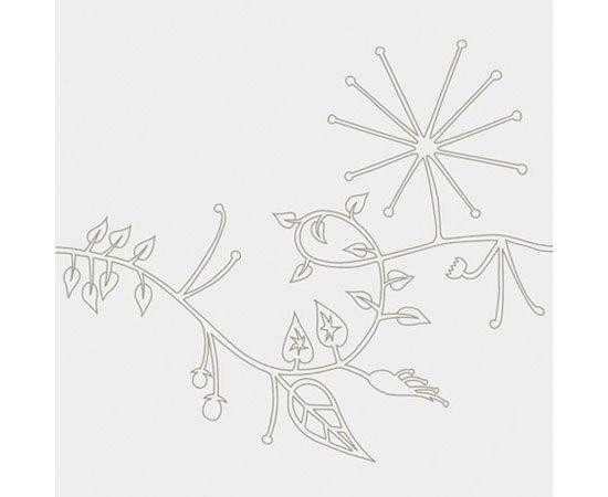 Primavera Platinum 20x20cm de Ceramica Bardelli | Carrelage mural