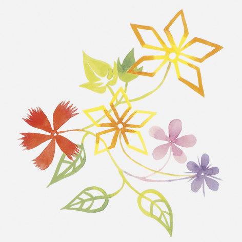 Primavera Colore 2 by Ceramica Bardelli | Wall tiles