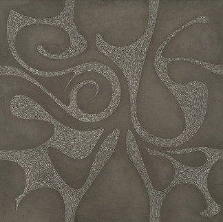 Variations 1 30x30 de Ann Sacks | Sols en béton / ciment