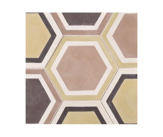 Paccha Honeycomb de Ann Sacks | Baldosas de suelo