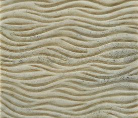 Carved Stone Fa 20x40cm de Ann Sacks | Dalles en pierre naturelle