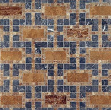 Pendleton mosaic de Ann Sacks   Mosaïques en pierre naturelle