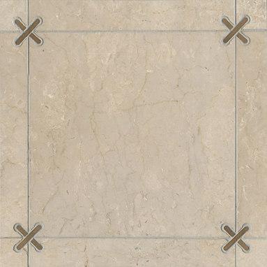 James mosaic de Ann Sacks   Mosaïques en pierre naturelle