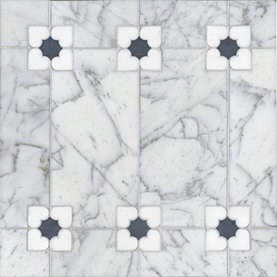Marion mosaic by Ann Sacks | Natural stone mosaics