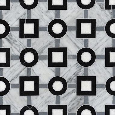 Marlene mosaic di Ann Sacks | Mosaici