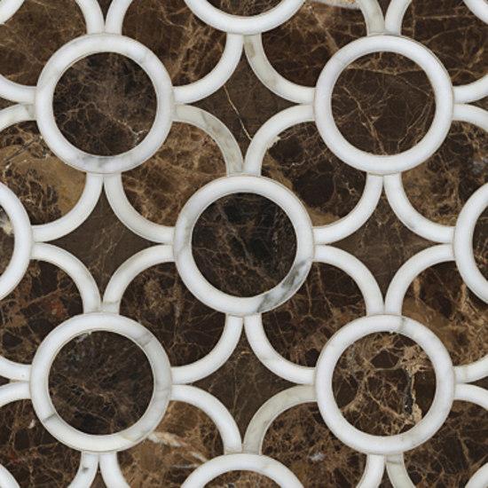 Montgomery 1 mosaic de Ann Sacks | Mosaïques