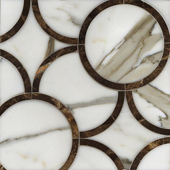 Montgomery 2 mosaic by Ann Sacks | Natural stone mosaics