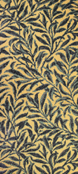 Morris Oro Giallo mosaic de Bisazza | Mosaïques