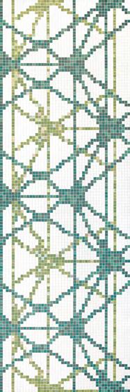 Treillage A mosaic di Bisazza | Mosaici