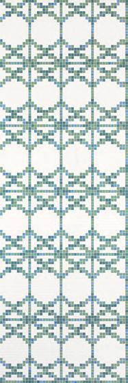 Treillage C mosaic by Bisazza | Glass mosaics