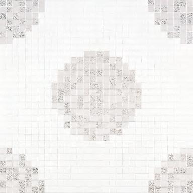 Pois Oro mosaic de Bisazza | Glass mosaics