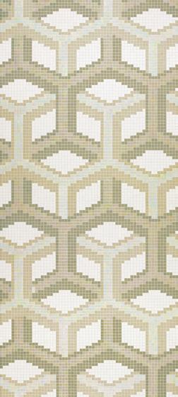 Suite Grigio mosaic by Bisazza | Glass mosaics