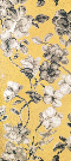 Hanami Oro A/B mosaic von Bisazza | Glas Mosaike