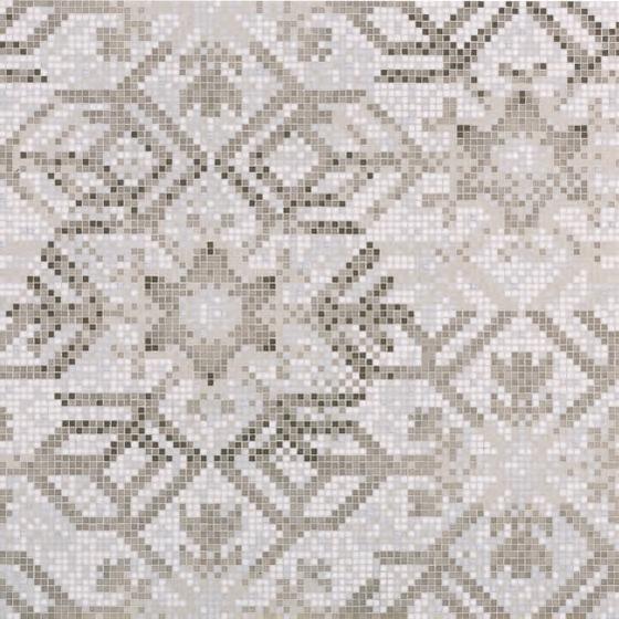 Snowflake Oro mosaic by Bisazza | Glass mosaics