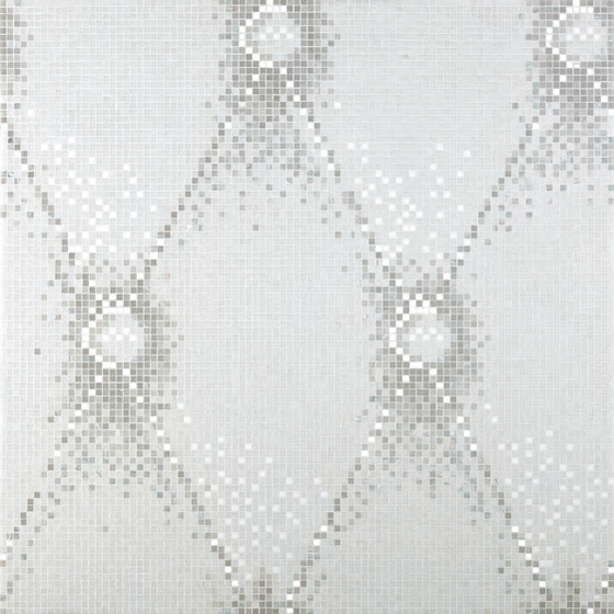 Chester White by Bisazza | Glass mosaics