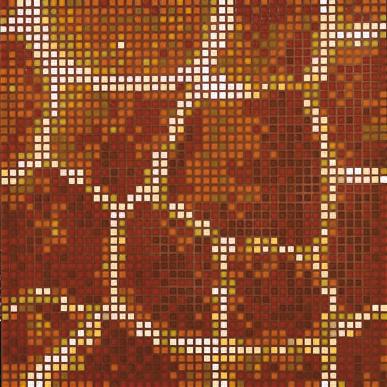 Giraffa mosaic di Bisazza | Mosaici