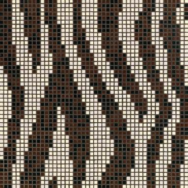 Zebra mosaic von Bisazza | Glas-Mosaike