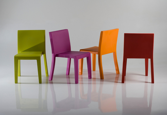 Jut chair by Vondom | Garden chairs