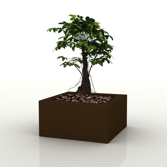 Aigua Land by Vondom | Flowerpots / Planters