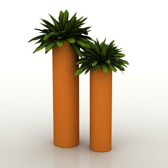 Aigua Torre by Vondom | Plant pots
