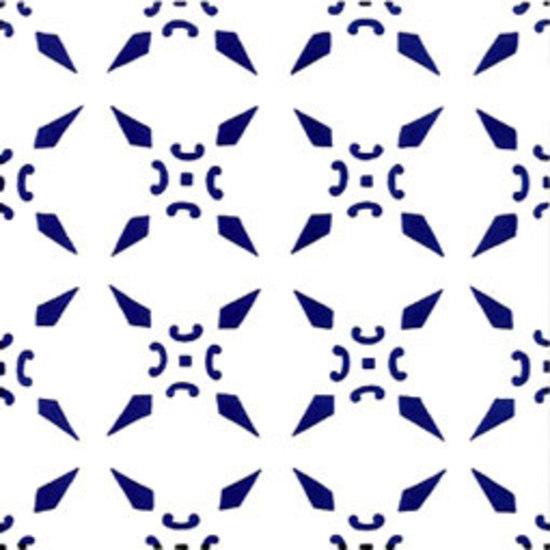 Cristalli Blu 20x20 by Giovanni De Maio   Wall tiles