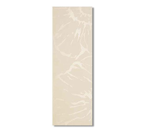 Ritmica champagne 75x25 di Iris Ceramica | Piastrelle pareti