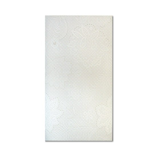 Deco Alae Blanco 31x59.5 by Ceracasa | Wall tiles