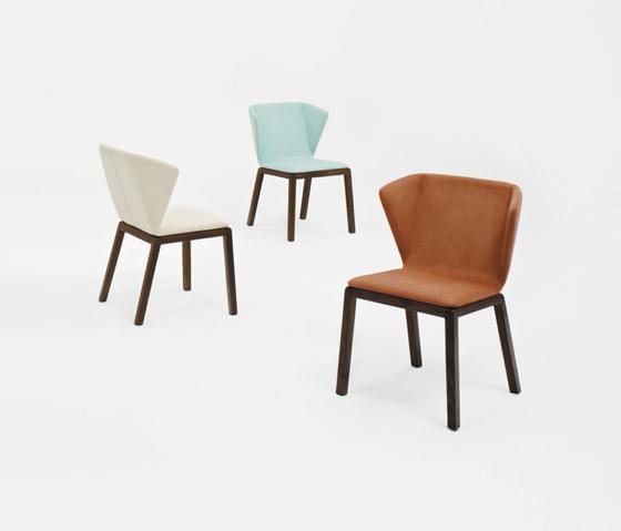 Lapel von Dune | Stühle