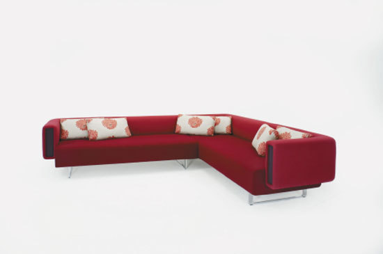 Rover Sectional Sofa by Dune | Sofas