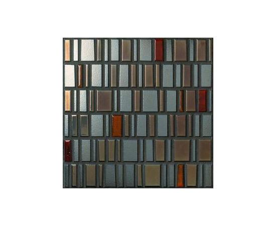 High Metal Amber 30x30 de Ceramiche Settecento | Mosaicos