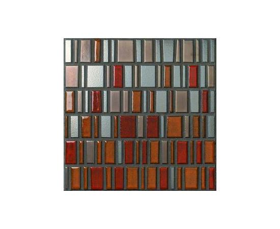 Medium Metal Amber 30x30 de Ceramiche Settecento | Mosaicos