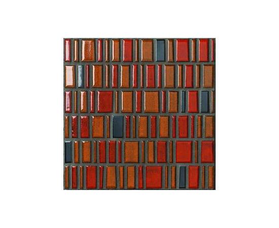 Low Metal Amber 30x30 de Ceramiche Settecento | Mosaicos