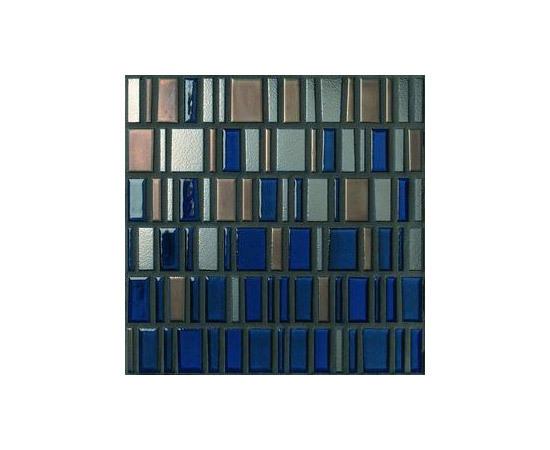 Medium Metal Blue 30x30 de Ceramiche Settecento   Mosaicos