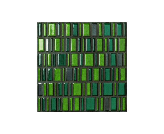 Low Metal Emerald 30x30 by Ceramiche Settecento | Ceramic mosaics