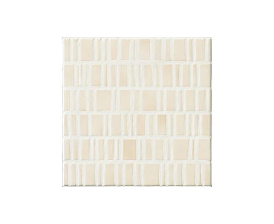 Fondo Ivory 30x30 de Ceramiche Settecento | Mosaicos