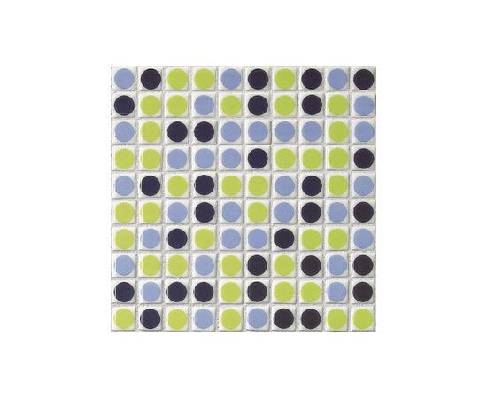 Dots 12593 30x30 de Ceramiche Settecento | Mosaïques