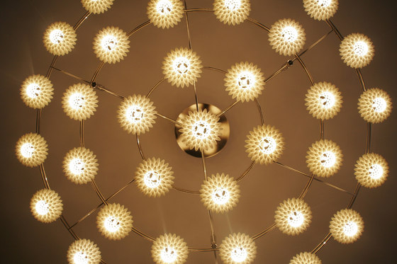 Palm Chandelier by Freedom Of Creation | General lighting