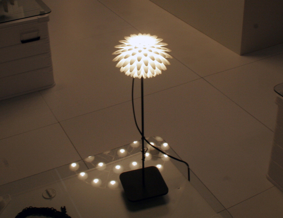 Palm Table lamp di Freedom Of Creation | Illuminazione generale