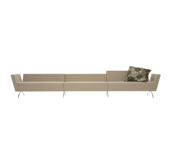 Cliff modular sofa system by Edsbyverken | Lounge sofas