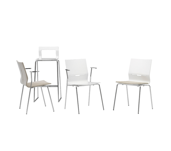 Mix by Edsbyverken | Multipurpose chairs