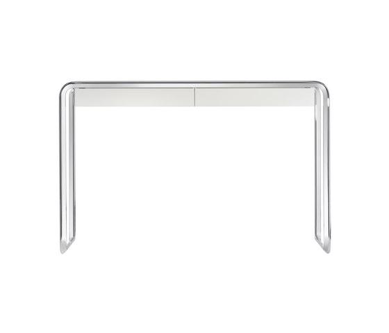 K2D Oblique-desk with 2 drawers by TECTA   Desks